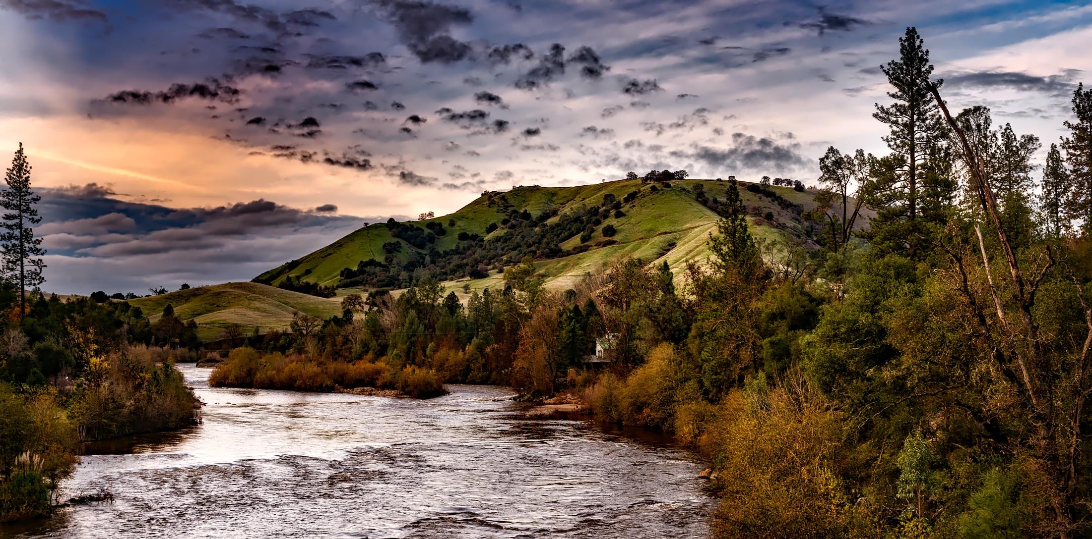 Ruta fluvial.
